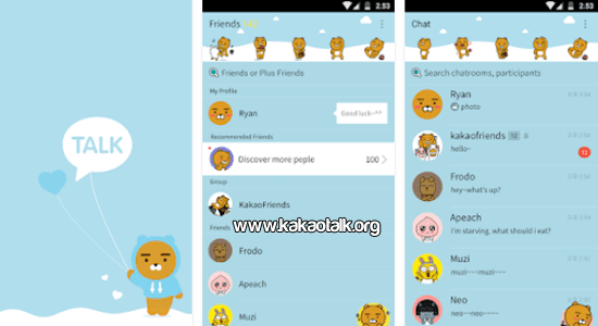 Ryan KakaoTalk Theme