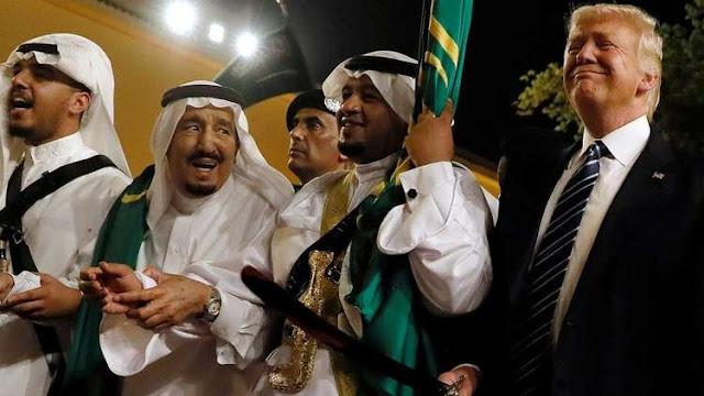 واشنطن بوست دعم ترامب للنظام السعودي هو ما يشجع الأخير على انتهاكات حقوق الانسان
