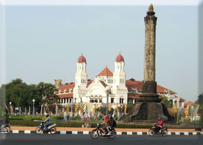 Destinasi wisata Semarang Lawang Sewu (Kemendikbud)
