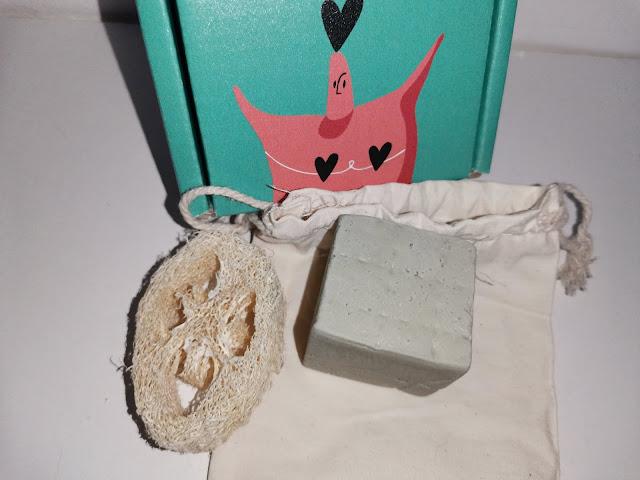 detergente viso Fiore di Luna Matchasoap teresagranara