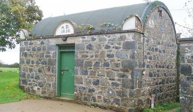 The Sarka prison — The smallest prison in the world