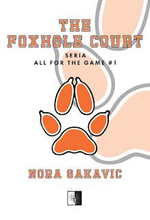 "Recenzja książki: "" The Foxhole Court""- Nora Sakavic"
