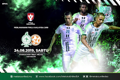 Live Streaming Melaka United vs Felda United 24.5.2019