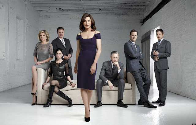 7 temporadas de The Good Wife