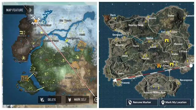 PUBG-MOBILE-COD-MOBILE-MAPS