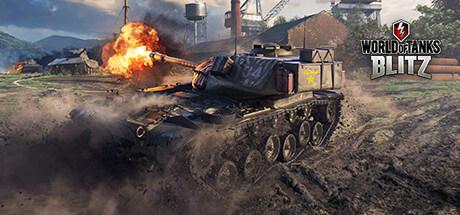 تحميل لعبة Tank Wars blitz