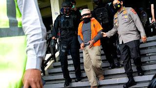 41 Orang Diduga Teroris Diamankan Tim Densus 88 Anti Teror