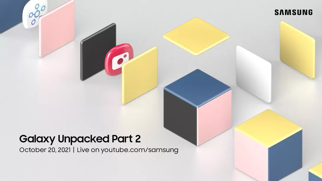 Samsung announces its Galaxy Unpacked Part 2 event will be held virtually on October 20