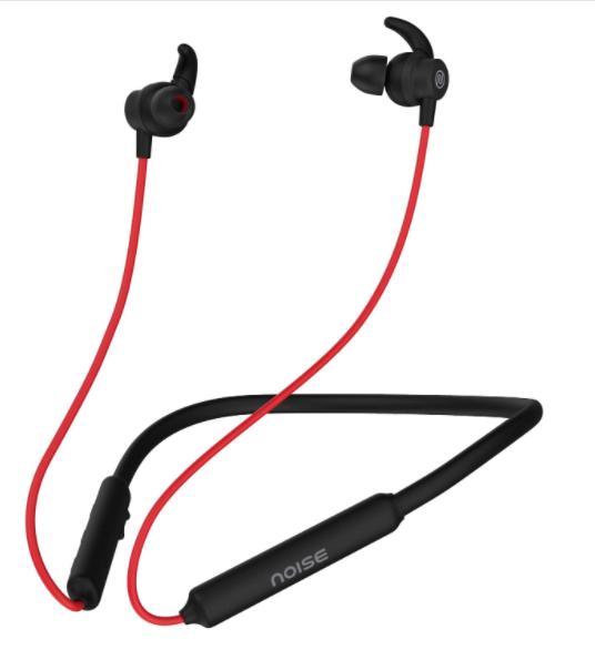 Noise Tune Active Wireless Neckband Headphones with Mic