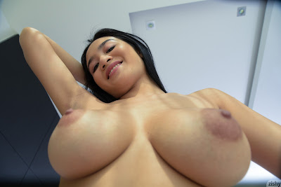 exotic naked girl big boobs topless