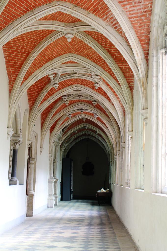 Heverlee Abbey - The Wayfarer