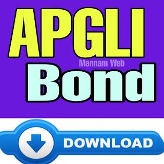 """APGLI Annual Account Slips, APGLI Bond, APGLI Policy No, Policy Status, Policy Details POLICY BOND · 1. Please Enter correct Policy Number · 2. Select the Suffix ( Ex. A,B,C,D,E,F) · 3. Click on """"Get Policy Bond """" Button"""