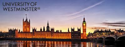 منح دراسية  من جامعة وستمنستر لدراسة الماجستير في بريطانيا