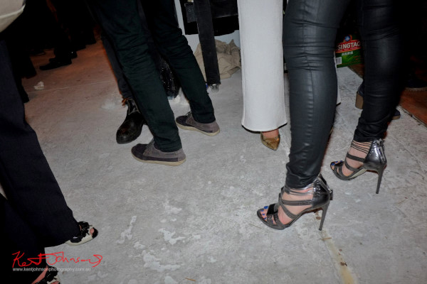 More shoes.. Wolftress WE ARE WARRIORS, VIP Launch 2015