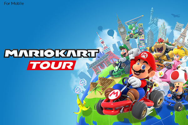 Nintendo releases Mario Kart Tour racing game for Android and iOS