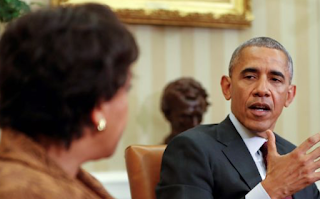 Loretta Lynch, James Comey eet with Obama on Police Protection