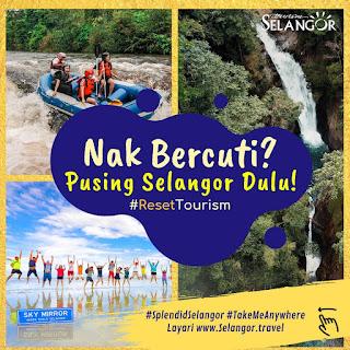 Sehari di Selangor, Jom ke Sepang!