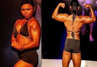 Women's Bodybuilding in Sri Lanka