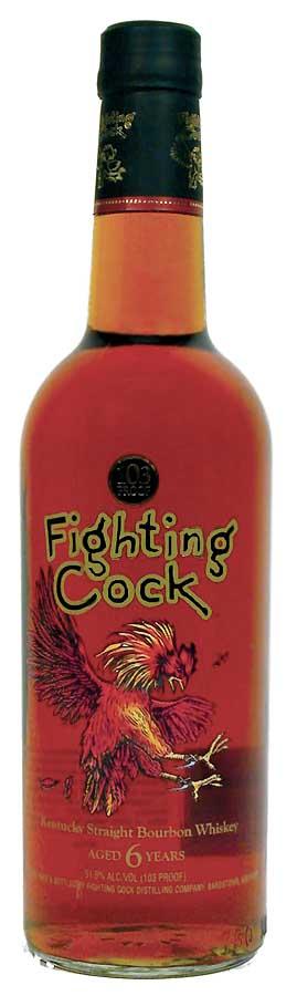 Fighting Cock Bourbon 10