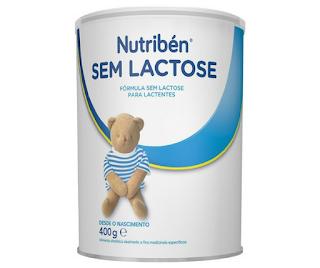 Leite nutribén sem lactose