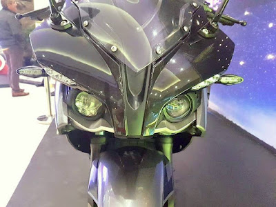 2017 Bajaj Pulsar RS200 With New Grey Colour