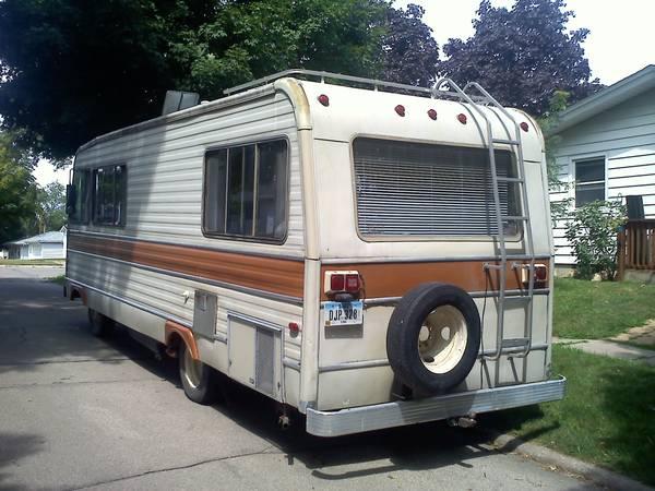 1977 Dodge Motorhome For Sale