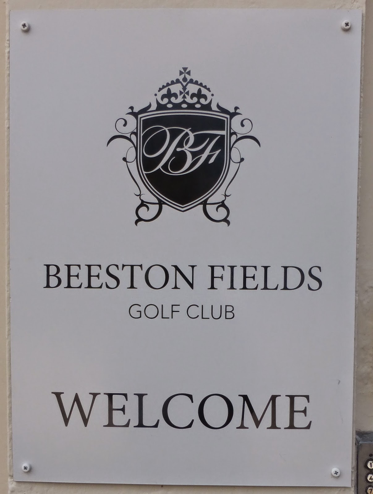 Spring Fair At Beeston Fields Golf Club