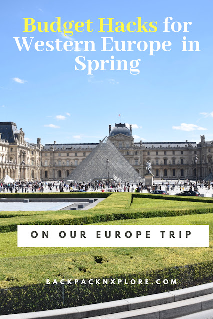 Planning your Europe Trip? Read our complete review of hotels, travel cards and transport options for Europe trip #EuropeSeries