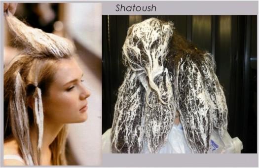 Ma in cosa consistono esattamente i colpi di sole Shatush  Si tratta di una  tecnica un po  complicata (quindi non tutti i parrucchieri sono in grado di  ... 1996496eb11d