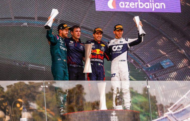 Conclusões do Grande Prêmio do Azerbaijão de 2021