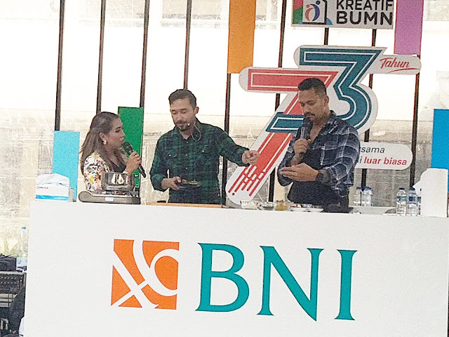 RKB BNI fest program BNI kembangkan umkm