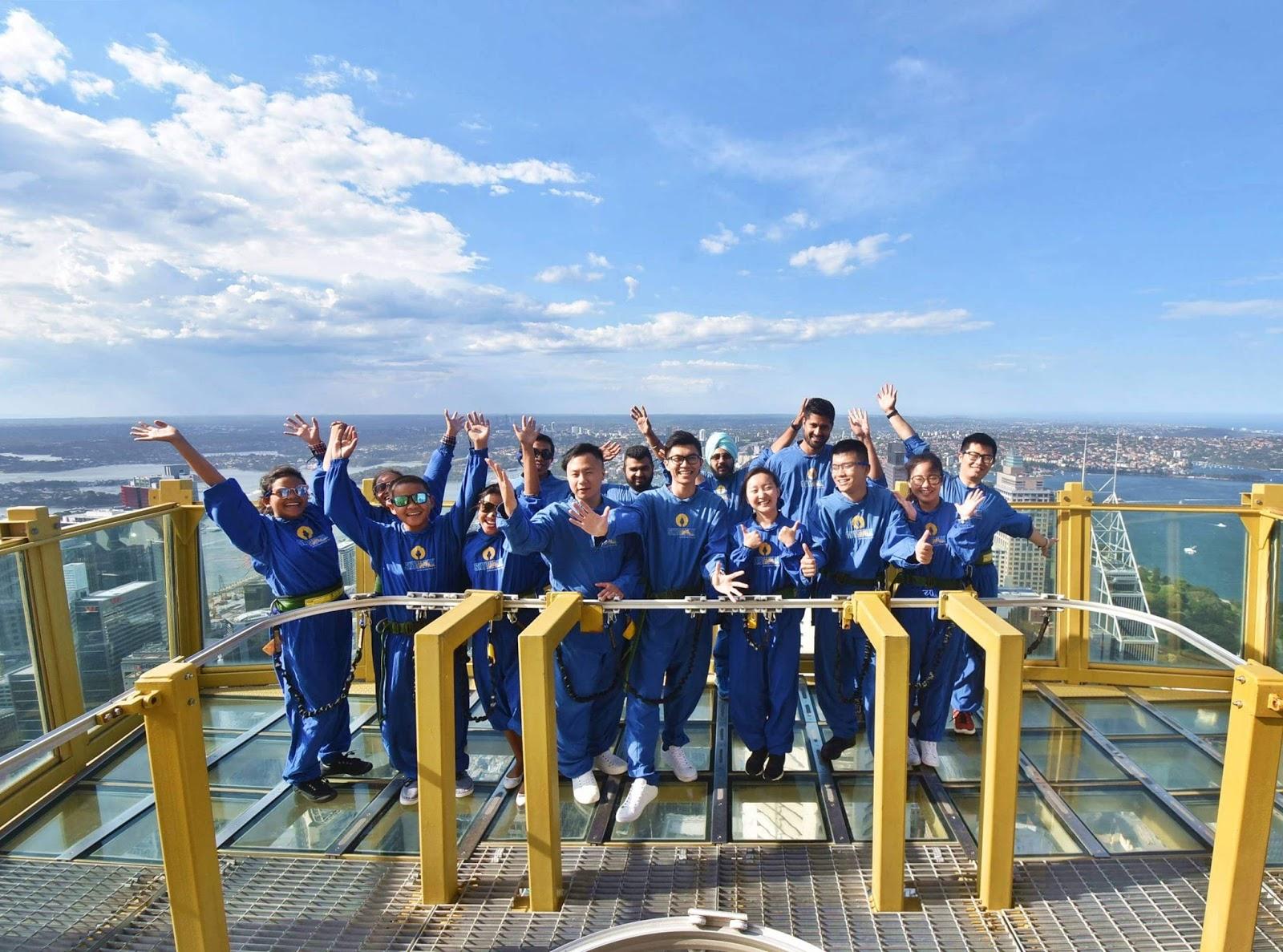 雪梨-雪梨景點-市區-推薦-雪梨必玩景點-雪梨必遊景點-雪梨塔-天空漫步-雪梨旅遊景點-雪梨自由行景點-悉尼景點-澳洲-Sydney-Tourist-Attraction-Tower-Eye-Skywalk-Travel-Australia