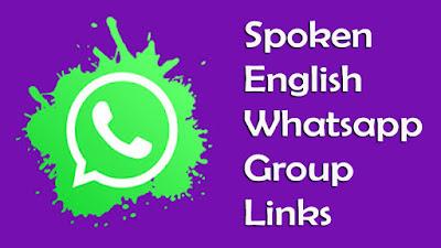 Spoken-English-Whatsapp-Group-Links