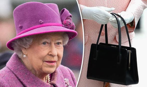 Queen Elizabeth, Handbag, Foreign, News