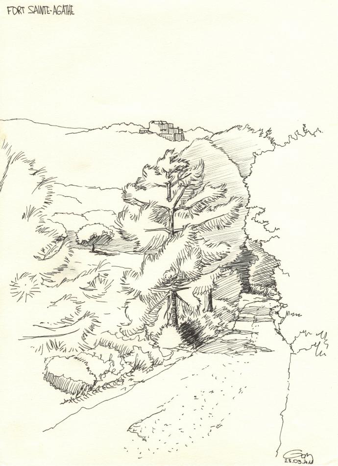 Fort Saint Agathe Porquerolles