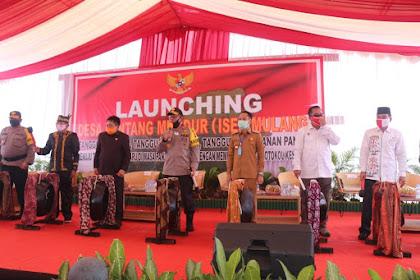 Launching Desa Pantang Mundur, Kapolda Ajak Masyarakat dan Instansi Terkait untuk menjadi Tangguh