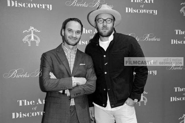 Jeff Vespa, Joel Edgerton  © George Leon still and motion