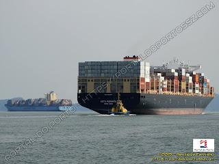 Maersk Leticia e Kota Pemimpin