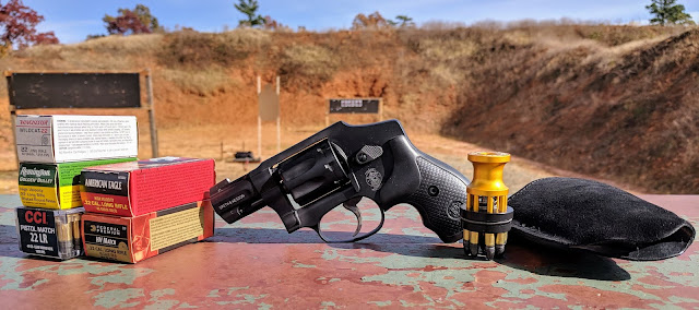 Revolvers Only: Red Dot Sight Revolver Project: Leupold
