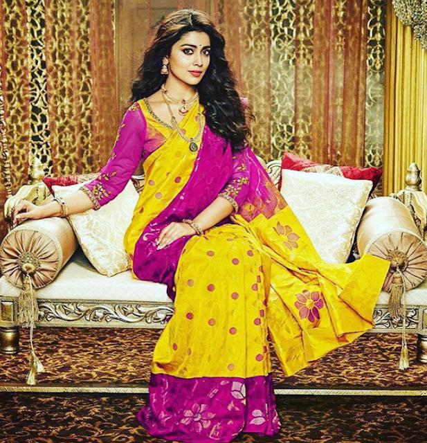 Shriya Saran (Indian  Actress) Wiki, Bio, Age, Height, Husband, Movies, Awards and Many More