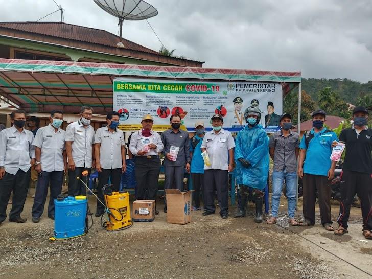 Anggota DPRD Kerinci M Yunus Gencar Beri Bantuan