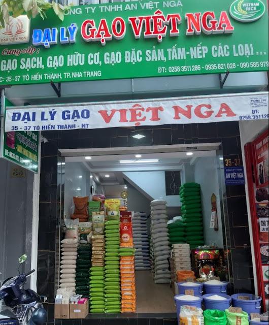 Gạo ST25 Nha Trang