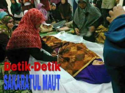 Ini Tuntunan Islam dalam Mendampingi Orang yang Sakaratul Maut