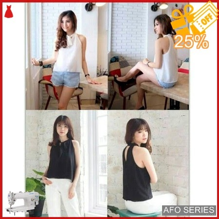 AFO749 Model Fashion Misua Top Modis Murah BMGShop