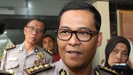 Polisi Buru Empat Orang Pelempar Molotov ke Kantor DPP Golkar