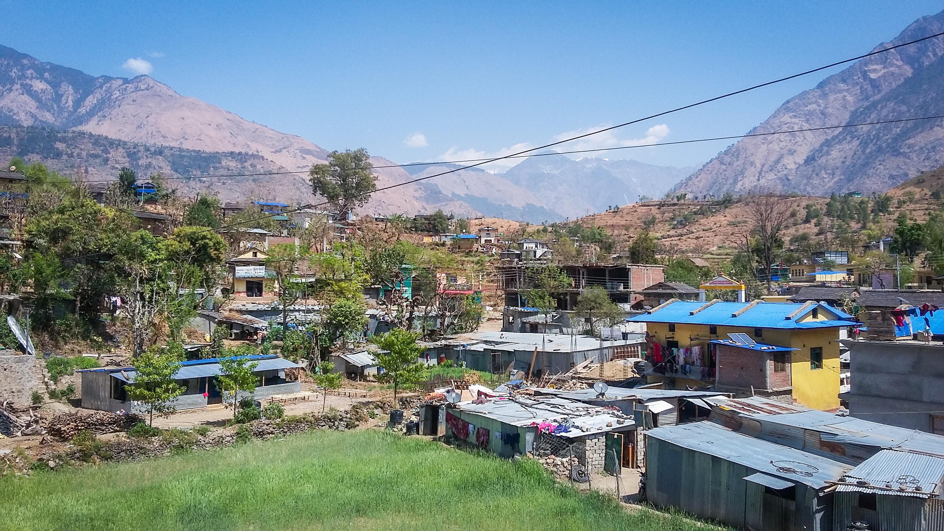 rukumkot village rukum east