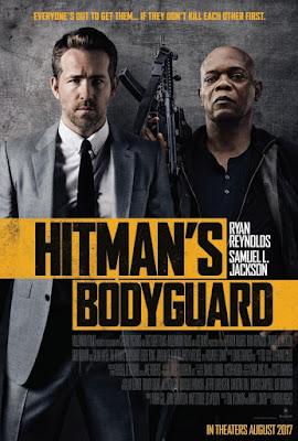 The Hitman's Bodyguard 2017 Dual Audio 720p WEB-DL 600Mb ESub HEVC x265