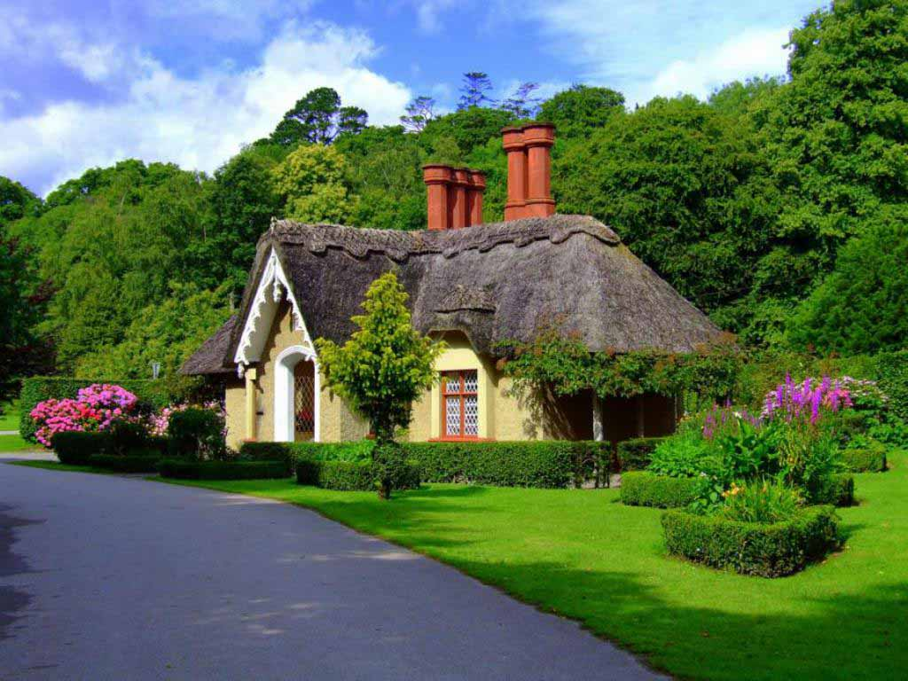 Englische Cottages English Cottage Wallpapers Hd Wallpapers Pics
