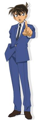 Hellominju.com: 名探偵コナンアニメ   工藤新一 Kudō Shinichi   Hello Anime !