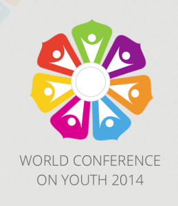 World Youth Conference 2014 Sri Lanka #WCY2014 from 6-10th May 2014